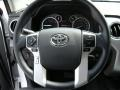 2014 Toyota Tundra Graphite Interior Steering Wheel Photo