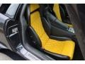 Front Seat of 2008 Murcielago LP640 Coupe