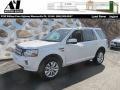 Fuji White 2014 Land Rover LR2 HSE 4x4