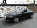 Ebony 2012 Jaguar XF Supercharged