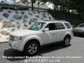 2010 White Suede Ford Escape Limited V6 4WD #95116837