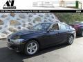 Imperial Blue Metallic 2014 BMW 3 Series 328i xDrive Sedan