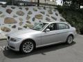 Titanium Silver Metallic 2011 BMW 3 Series 328i xDrive Sedan