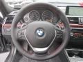 Black Steering Wheel Photo for 2014 BMW 3 Series #95136803
