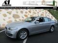 Glacier Silver Metallic 2014 BMW 5 Series 528i xDrive Sedan