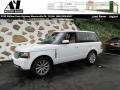 Fuji White 2012 Land Rover Range Rover Supercharged