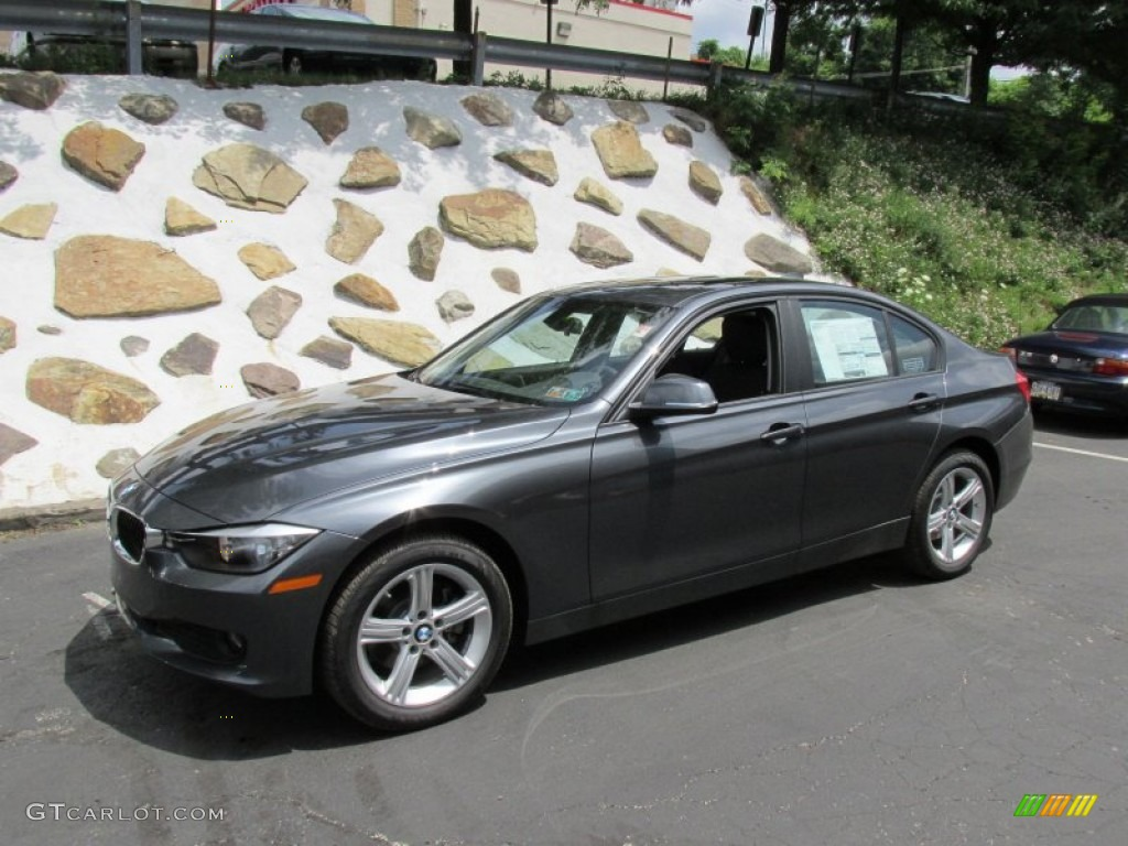 2014 mineral grey metallic bmw 3 series 320i xdrive sedan 95116721 car color. Black Bedroom Furniture Sets. Home Design Ideas