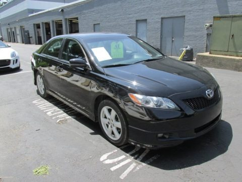 2008 toyota camry se v6 data info and specs. Black Bedroom Furniture Sets. Home Design Ideas