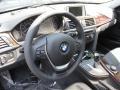 Black Steering Wheel Photo for 2014 BMW 3 Series #95152838