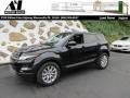 Santorini Black Metallic 2014 Land Rover Range Rover Evoque Pure