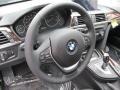 Black Steering Wheel Photo for 2014 BMW 3 Series #95156144