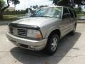 Pewter Metallic 2000 Oldsmobile Bravada AWD