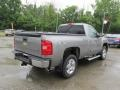 2012 Graystone Metallic Chevrolet Silverado 1500 LT Regular Cab 4x4  photo #8