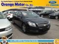 Black Granite Metallic 2011 Chevrolet Malibu LT