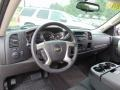 Ebony Dashboard Photo for 2013 Chevrolet Silverado 1500 #95203232