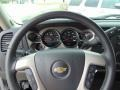 Ebony Steering Wheel Photo for 2013 Chevrolet Silverado 1500 #95203355