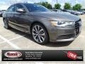 Dakota Gray Metallic 2014 Audi A6 2.0T Sedan