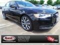 Havanna Black Metallic 2014 Audi A6 2.0T Sedan