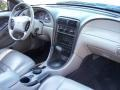 2002 Sonic Blue Metallic Ford Mustang GT Coupe  photo #38