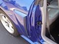 2002 Sonic Blue Metallic Ford Mustang GT Coupe  photo #42