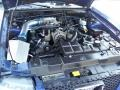 2002 Sonic Blue Metallic Ford Mustang GT Coupe  photo #50