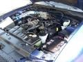 2002 Sonic Blue Metallic Ford Mustang GT Coupe  photo #52
