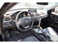 Black Interior Photo for 2014 BMW 3 Series #95247803