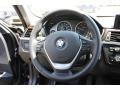 Black Steering Wheel Photo for 2014 BMW 3 Series #95247957