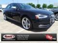 2014 Phantom Black Pearl Audi S4 Premium plus 3.0 TFSI quattro  photo #1