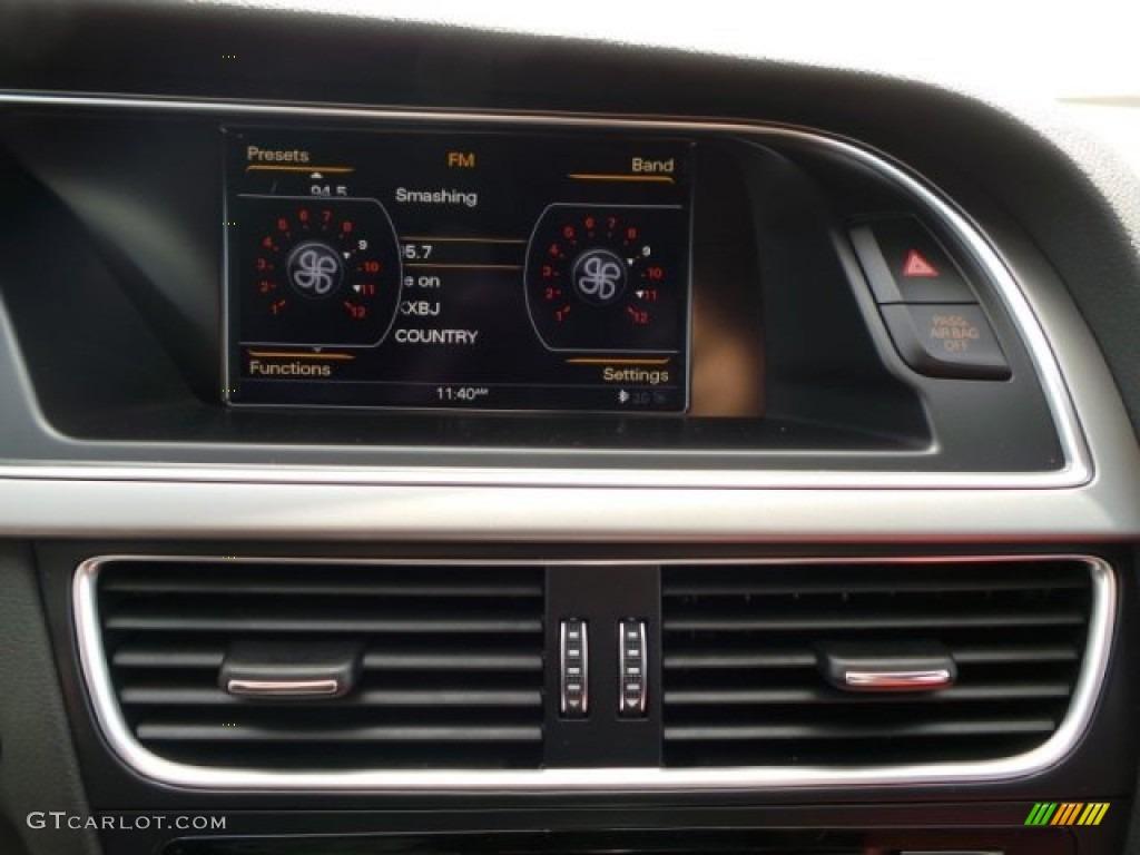 2014 S4 Premium plus 3.0 TFSI quattro - Phantom Black Pearl / Black/Magma Red photo #19
