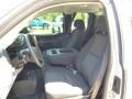 2012 Silver Ice Metallic Chevrolet Silverado 1500 LS Extended Cab 4x4  photo #10