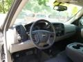 2012 Silver Ice Metallic Chevrolet Silverado 1500 LS Extended Cab 4x4  photo #13