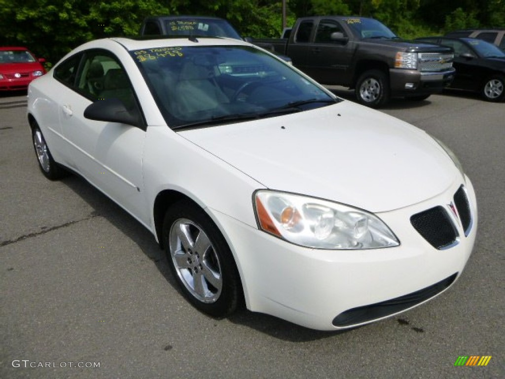 ivory white 2006 pontiac g6 gt coupe exterior photo. Black Bedroom Furniture Sets. Home Design Ideas