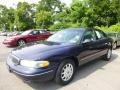 Midnight Blue Pearl 1998 Buick Century Custom