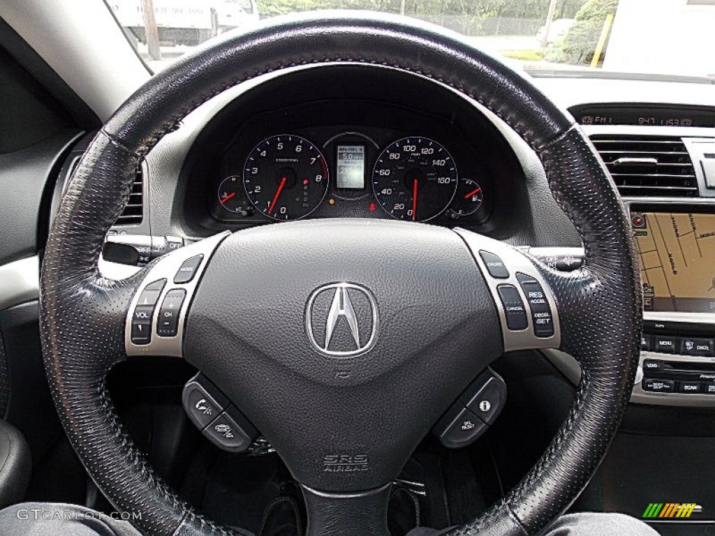 Acura TSX Sedan Steering Wheel Photos GTCarLotcom - Acura steering wheel