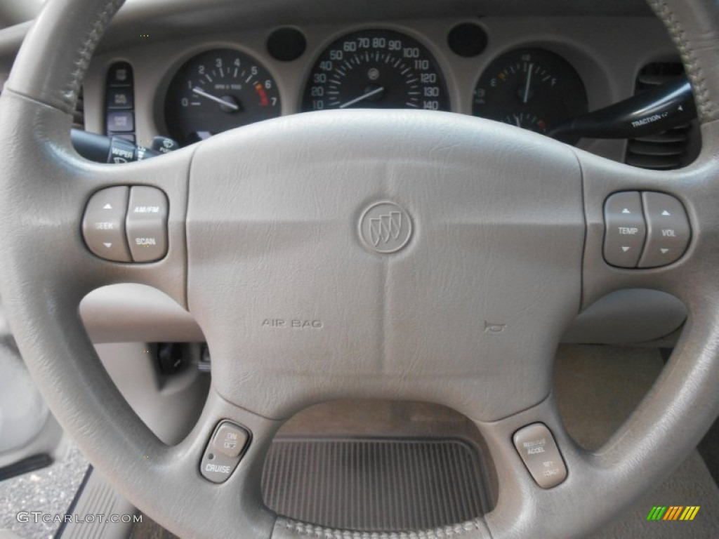 on 1999 Buick Lesabre Interior