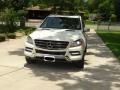 Diamond White Metallic 2013 Mercedes-Benz ML 350 4Matic