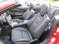 Black Front Seat Photo for 2015 Chevrolet Camaro #95293315