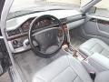 1994 E 420 Sedan Grey Interior