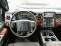 King Ranch Mesa Antique Affect/Black Dashboard Photo for 2015 Ford F350 Super Duty #95317684