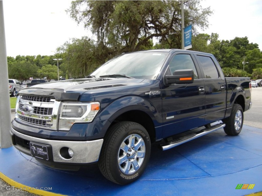 2014 blue jeans ford f150 xlt supercrew 95291806 car color galleries. Black Bedroom Furniture Sets. Home Design Ideas