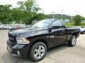 Black 2014 Ram 1500 Express Regular Cab 4x4