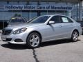 Iridium Silver Metallic 2014 Mercedes-Benz E 350 4Matic Sedan