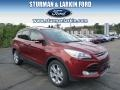 2014 Sunset Ford Escape Titanium 2.0L EcoBoost 4WD  photo #1