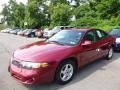 Sport Red Metallic 2003 Pontiac Bonneville SE
