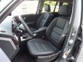 Black 2015 Mercedes-Benz GLK Interiors