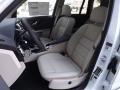 Sahara Beige/Mocha 2015 Mercedes-Benz GLK Interiors