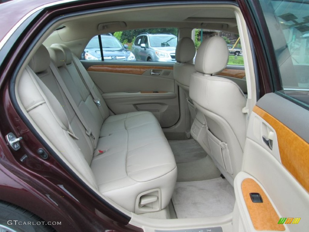 Ivory Interior 2007 Toyota Avalon Xls Photo 95360135 Gtcarlot Com