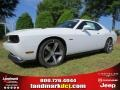 Bright White 2014 Dodge Challenger Gallery