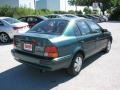 Sierra Green Metallic - Tercel DX Sedan Photo No. 6